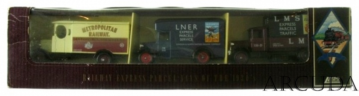 Модель «Transport Set LNER, LMS Etc 1930»  Масштаб 1:76